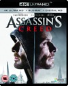 Assassins Creed (4K Ultra HD + Blu-ray)