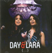 Day & Lara - Ao Vivo (CD) - Cover