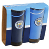 Manchester City - Club Crest High Ball Glass