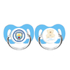 Manchester City - Club Crest Soothers