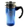 Manchester City - Club Crest Aluminium Travel Mug