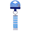 Manchester City - Club Crest & Colours Bar Scarf Keyring