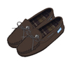Manchester City - Club Crest Bow Moccasin Slippers (Size 11-12)