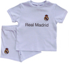 Real Madrid - Shirt + Shorts Set (3-6 Months)