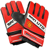 Manchester United - Youth Goalkeeper Gloves - Cover