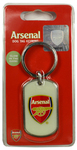Arsenal - Dog Tag Keyring