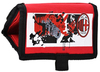 AC Milan - Wallet With Zip - Red