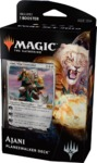 Magic: The Gathering - Core Set 2019 Planeswalker Deck - Ajani, Wise Counselor (Trading Card Game) Cover