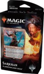 Magic: The Gathering - Core Set 2019 Planeswalker Deck - Sarkhan, Dragonsoul (Trading Card Game)