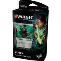 Magic: The Gathering - Core Set 2019 Planeswalker Deck - Vivien of the Arkbow (Trading Card Game)