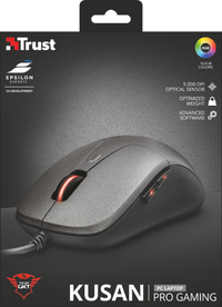Trust - GXT 180 Kusan Pro Gaming USB Mouse - Cover