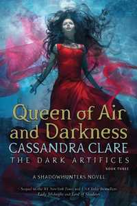 Queen of Air and Darkness - Cassandra Clare (Trade Paperback)