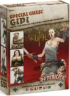 Zombicide: Black Plague - Special Guest Box - Gipi (Board Game)