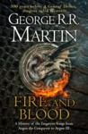 Fire and Blood - George R.R. Martin (Hardcover)