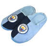 Manchester City - Club Crest Centre Half Home Slippers (Size 11-12)
