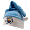 Manchester City - Christmas Club Crest Hat Cover