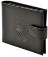 Manchester City - Crest Embossed Leather Wallet