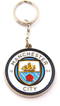 Manchester City - Crest Keyring Cover