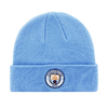 Manchester City - Club Crest Cuff Knitted Hat