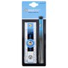 Manchester City - Club Crest & Colours Fade Core Stationery Set