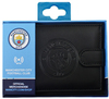 Manchester City - RFID Embossed Leather Wallet
