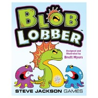 Blob Lobber (Card Game) - Cover