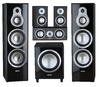 Sinotec 5.1 Channel Home Theatre System with Amplifier (500 watt Max RMS)
