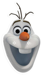 Frozen - Face Mask - Olaf