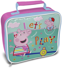 Peppa Pig - Play Cool Lunch Bag - Cover