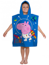 Peppa Pig - George Planets Poncho Cover