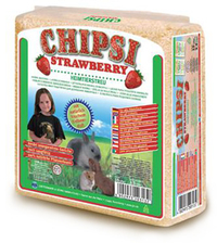 Chipsi - Wood Chip Litter Bedding - Strawberry (1kg) - Cover