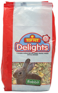 Aviplus - Rabbit Delights (1kg) - Cover