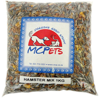 MCPets - Hamster Mix (1kg) - Cover