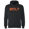 Magic The Gathering - Bolt Men's Black Hoodie (Small)