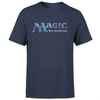 Magic The Gathering - 93 Vintage Logo Men's Navy T-Shirt (XX-Large) Cover