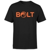 Magic The Gathering - Bolt Men's Black T-Shirt (Medium)