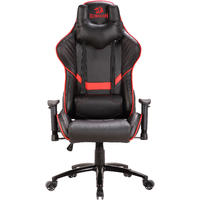 Redragon - Coeus Gaming Chair Black/Red