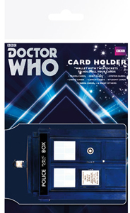 Doctor Who - Card Holder - Cover