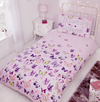 Flitter Flutter Duvet Set (Single)