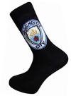 Manchester City - Socks (Size: 6-11)