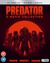Predator Trilogy (4K Ultra HD + Blu-ray)