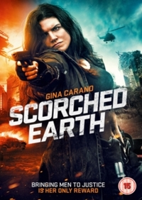 Scorched Earth (DVD) - Cover