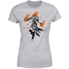 Magic The Gathering - Chandra Character Art Women's T-Shirt (X-Large)