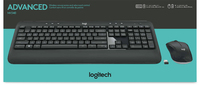 Logitech - MK540 Advanced Wireless Keyboard and Mouse - Cover