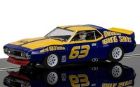 Scalextric - AMC Javelin Trans Am - Jockos Racing (Slot Car) - Cover