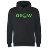 Magic The Gathering - Grow Men's Black Hoodie (Medium)