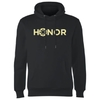 Magic The Gathering - Honor Men's Black Hoodie (XX-Large)