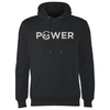 Magic The Gathering - Power Men's Black Hoodie (Large)