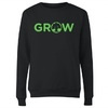 Magic The Gathering - Grow Women's Black Sweatshirt (Small)