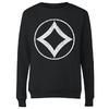 Magic The Gathering - Colourless Mana Women's Black Sweatshirt (Small)